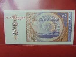 MYANMAR 50 PYAS 1994 PEU CIRCULER/NEUF - Myanmar