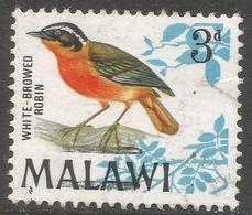 Malawi 1968 Birds. 3d MH. SG 312 - Malawi (1964-...)