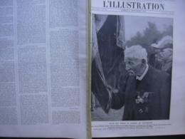 L'ILLUSTRATION 3680 AVIATEUR PEGOUD/ TETOUAN/ DUBLIN/ CLAIRON SIDI BRAHIM - Journaux - Quotidiens