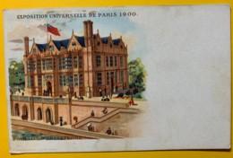 8103 - Exposition Universelle De Paris 1900 Pavillon D'Angleterre - Expositions