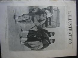 L'ILLUSTRATION N° 3191 GUERRE RUSSO JAPONAISE/ Italie/ COREE/ PROCES ANARCHISTES/ TELEPHONE - L'Illustration