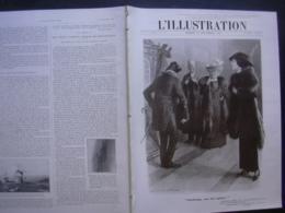 L'ILLUSTRATION 3642 KISMET/ TURQUIE BULGARIE/ TANGER - Journaux - Quotidiens