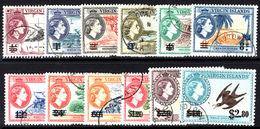 British Virgin Islands 1962 New Currency Set Fine Used. - British Virgin Islands