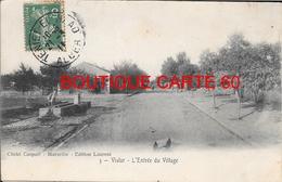 ALGERIE - VIALAR - L'ENTREE DU VILLAGE - Other Cities