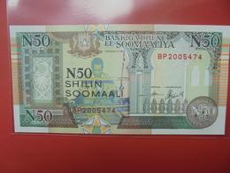 SOMALIE 50 SHILIN 1991 PEU CIRCULER/NEUF - Somalie