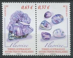 TAAF 2014 - N° 686 & 687 - Minéraux - Fluorine - Neuf -** - Nuevos