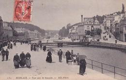 29-Morlaix Vue Sur Le Bassin - Morlaix