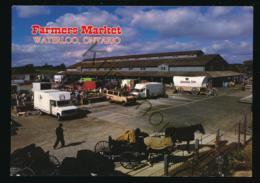 Waterloo - Ontario - Farmers Market [AA7-1.847 - Canada
