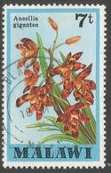Malawi 1979 Orchids. 7t Used. SG 580 - Malawi (1964-...)