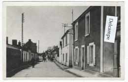 SAINT-HILAIRE-de-RIEZ (85) - La Rue Principale - Saint Hilaire De Riez