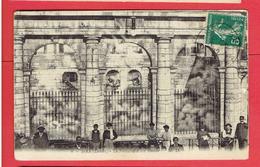 DAX 1912 LA FONTAINE CHAUDE CARTE EN BON ETAT - Dax