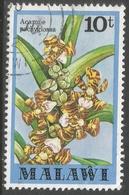 Malawi 1979 Orchids. 10t Used. SG 582 - Malawi (1964-...)