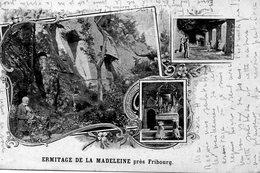 """SUISSE --""""Près De FRIBOURG"""" --ERMITAGE De La MADELEINE-. - FR Fribourg"""