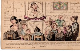 Religion : Carte Anticléricale :  L'epiphanie... RG N°16 - Christendom