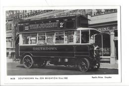 21686 - London Southdown The Jockey Brighton 10.06.1925 Pamlin Prints Croydon Platform One Fulham Road London - London