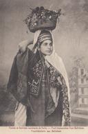 CPA - PALESTINE - FEMME DE BETHLÉEM MARCHANDE DE FRUITS - Palestine