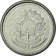 Monnaie, Brésil, 5 Centavos, 1986, SPL, Stainless Steel, KM:601 - Brésil