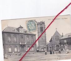 CP 59  - CARNIERES   -    La Place - France