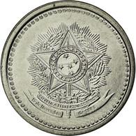 Monnaie, Brésil, 10 Centavos, 1987, SPL, Stainless Steel, KM:602 - Brésil