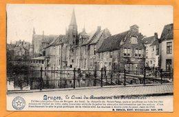 Bruges Belgium 1920 Postcard - Brugge