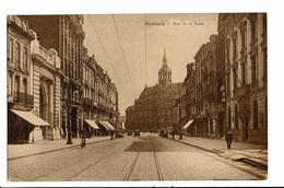 CPA - Carte Postale -FRANCE - Roubaix - Rue De La Gare -1937 VM1572 - Roubaix