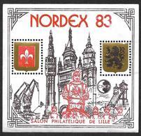 Bloc  CNEP  N° 4 - NORDEX  - Type Sans Croix  - - 3° Choix - CNEP