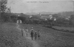 Les Olives : Vue Générale - Frankreich