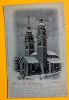 8116 - Gruss Aus Winterthur Stadtkirche 9.08.1899 Pour Fresens - ZH Zurich