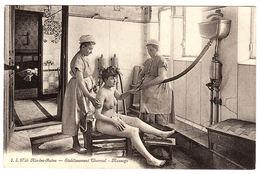 AIX LES BAINS (73) - Etablissement Thermal - Massage - Ed. Jullien Frères, Genève, N° 8720 - Aix Les Bains