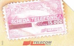 SCHEDA TELEFONICA  89^ VERONAFIL 97   SCADENZA 31/12/1999 USATA - Italy