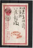 SAPR03 - JAPON EP CP OBLITERE - Entiers Postaux