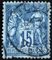 -Sage N°101 Type Ll. O LUCON. Janv 1900 - 1876-1898 Sage (Type II)