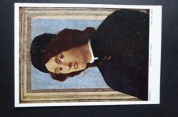 PAINTING PRINT CARD MINT POTRAIT OF A YOUTH BY BOTTICELLI - Paintings