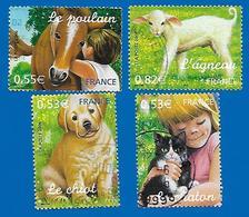 2006 - Les Jeunes Animaux Domestiques (2) - Frankreich