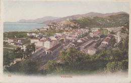 Italie - Vintimille - Vintimiglia - Gare De Chemins De Fer - Série Précurseur Colorisée N° 815 - Imperia