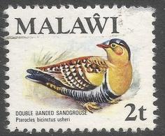 Malawi 1975 Birds. 2t Used. SG 474 - Malawi (1964-...)