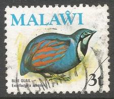 Malawi 1975 Birds. 3t Used. SG 475 - Malawi (1964-...)