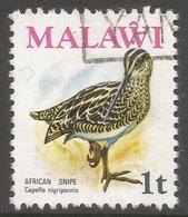Malawi 1975 Birds. 1t Used. SG 473 - Malawi (1964-...)