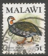 Malawi 1975 Birds. 5t Used. SG 476 - Malawi (1964-...)