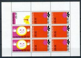 NEDERLAND 1001 MNH** Blok 1971 - Kinderzegels - Blocs