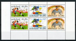 NEDERLAND 1107 MNH** Blok 1976 - Kinderzegels - Blocs
