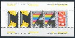 NEDERLAND 1366 MNH** Blok 1986 - Kinderzegels - Blocs