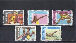 Mozambique 1978  -  Yvert 666 / 70  ( Usados ) - Mozambique