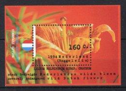 NEDERLAND 1604 MNH** Blok 1994 - Natuur En Milieu - Blocs