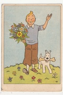 TINTIN - EDITION ORIGNALE - ANNEE 50 - Comics