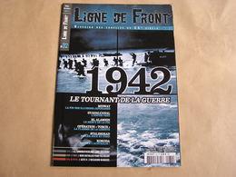 LIGNE DE FRONT N° 32 Guerre 40 45 Midway Guadalcanal El Alamein Afrique Opération Torch Kokoda Stalingrad Japon US - Guerre 1939-45