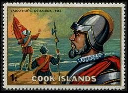 1975 Cook Islands - Cook