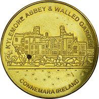 Ireland, Jeton, Jeton Touristique, Connemara Ireland - Lylemore Abbey & Walled - Autres