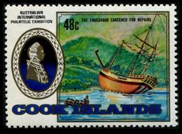 1984 Cook Islands - Cook