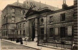 CPA PARIS 6e Hopital De La Charite Ed. C.M. (577098) - Distretto: 06